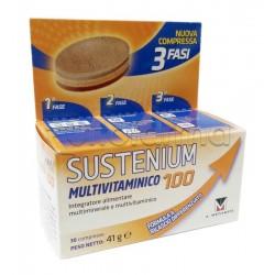 Sustenium Multivitaminico 100 30 Compresse