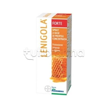 Lenigola Spray Forte Mal Di Gola 20 Ml