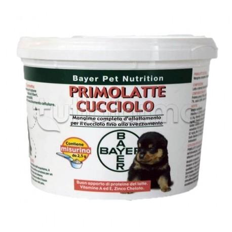 Bayer Primolatte Cucciolo Latte In Polvere Cani 250g Tuttofarma