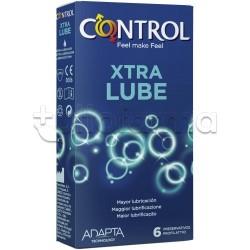 Control Nature Profilattici Extra Lube 6 Pezzi