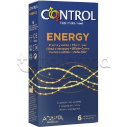 Control Profilattici Energy 6 Pezzi