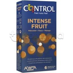 Control Profilattici Intense Fruit 6 pezzi