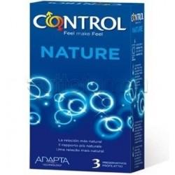 Control Profilattici Nature 3 Pezzi
