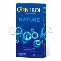 Control Profilattici Nature 6 Pezzi