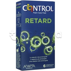 Control Profilattici Retard Ritardanti 6 Pezzi