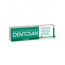 Dentosan Gel Dentifricio Specialist con Clorexidina 0,2%