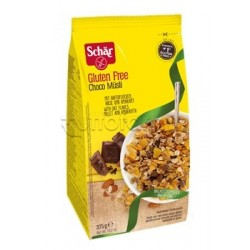 Schar Choco Musli Croccante Senza Glutine 375g