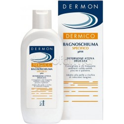 Dermon Dermico Bagnoschiuma Detergente PH 4 250 ml