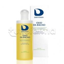 Dermon Olio Da Bagno Vitamina E Emolliente 200 ml