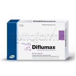 Diflumax Doccia Vaginale 4 Flaconi Monodose 140 Ml