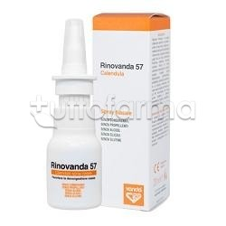 Rinovanda 57 Spray Nasale 20ml