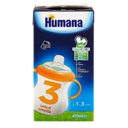Humana 3 Junior Drink 470ml
