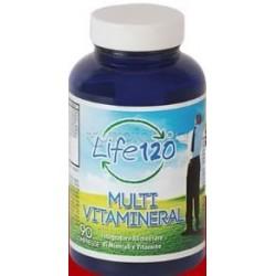 Life120 Multi Vitamineral Integratore di Minerali e Vitamine 45 Compresse