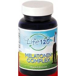 Life120 Melatonin Complex Integratore per Sonno e Stress 180 Compresse