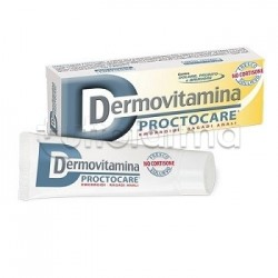 Dermovitamina Proctocare Crema 30ml con Cannula