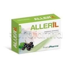 PromoPharma Alleril Integratore per Allergia 20 Capsule