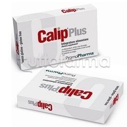 PromoPharma Calip Plus Integratore per Colesterolo 30 Compresse