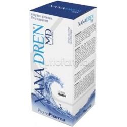 PromoPharma Xanadren MD Drenante Liquido Gusto Ananas 300ml