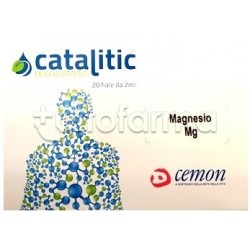 Cemon Catalitic Magnesio 20 Fiale 2ml