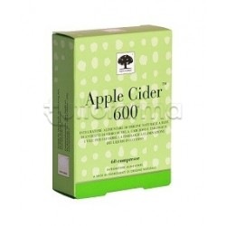 New Nordic Apple Cider 600 Integratore Drenante 60 Compresse