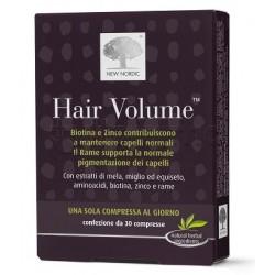 New Nordic Hair Volume Integratore per Benessere dei Capelli 30 Compresse