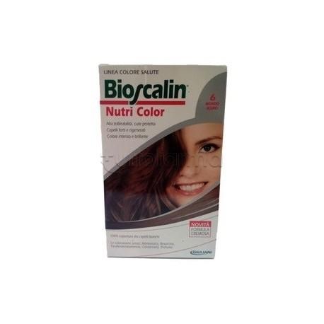 Giuliani Bioscalin Nutricolor Tinta per Capelli 6.0 Biondo Scuro