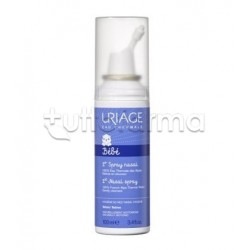 Uriage Isophy Spray Igiene Nasale Siero Fisiologico 100 ml