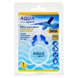 Earplug Aquasport Junior Tappi Auricolari Bambini 2 Pezzi