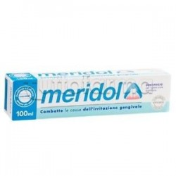 Meridol Dentifricio Protezione Gengive Irritate 100 ml