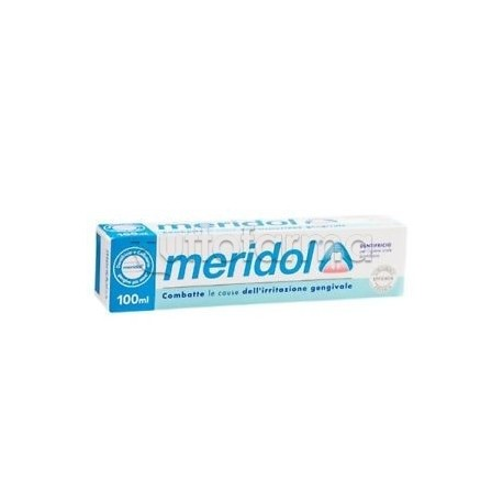 Meridol Dentifricio Antiplacca Anticarie 75 ml