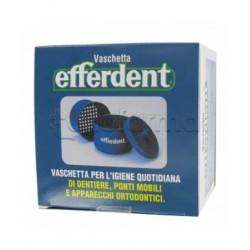 Efferdent Vaschetta Portaprotesi Dentale
