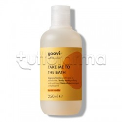 Goovi Bagnoschiuma Take Me To The Bath Vaniglia 250ml