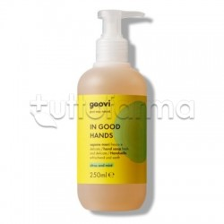 Goovi Sapone Liquido per Mani In Good Hands 250ml