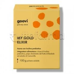 Goovi Tisana Prebiotica Solubile My Gold Elixir 100gr