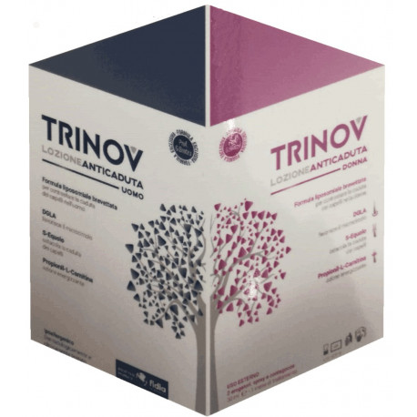 Trinov Lozione Anticaduta Donna Formula Brotzu Spray 30ml 8c2d9cc2c13d