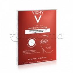 Vichy Liftactiv Micro Hyalu Patchs Trattamento Contorno Occhi 2 Pezzi