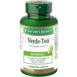 Verde-Tea Integratore per Drenare 100 Capsule