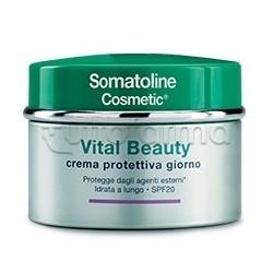 Somatoline Vital Beauty Crema Viso Protettiva Giorno SPF20 50ml