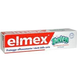 Elmex Dentifricio Junior Bambini 6-12 anni 75 ml