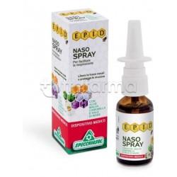 Specchiasol Epid Propoli Spray Nasale 20 ml