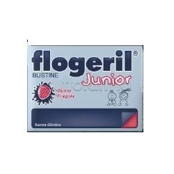 Flogeril Junior Fragola 20 Bustine