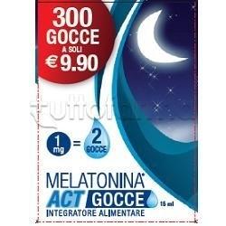 Melatonina Act + Forte 5 Complex Integratore per Sonno 90 Compresse
