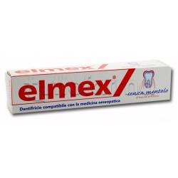 Elmex Dentifricio Senza Mentolo 75 ml