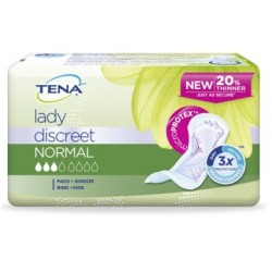 Tena Lady Discreet Normal 12 Pezzi