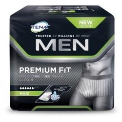 Tena Men Livello 4 Premium Fit Misura Media 12 Pezzi