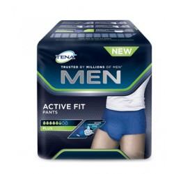 Tena Men Pants Active Fit Pants Misura Large 8 Pezzi