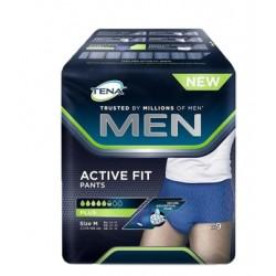 Tena Men Pants Active Fit Pants Misura Media 9 Pezzi