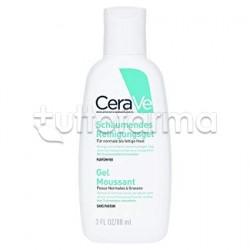 Cerave Schiuma Detergente Viso Pelli Normali e Grasse 88ml
