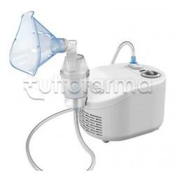 Omron C101 Essential Nebulizzatore a Compressore per Aerosolterapia