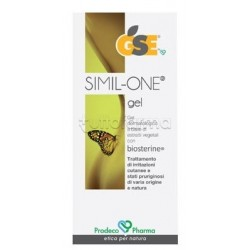 GSE Simil-One per Irritazioni e Arrossamenti Gel 30ml